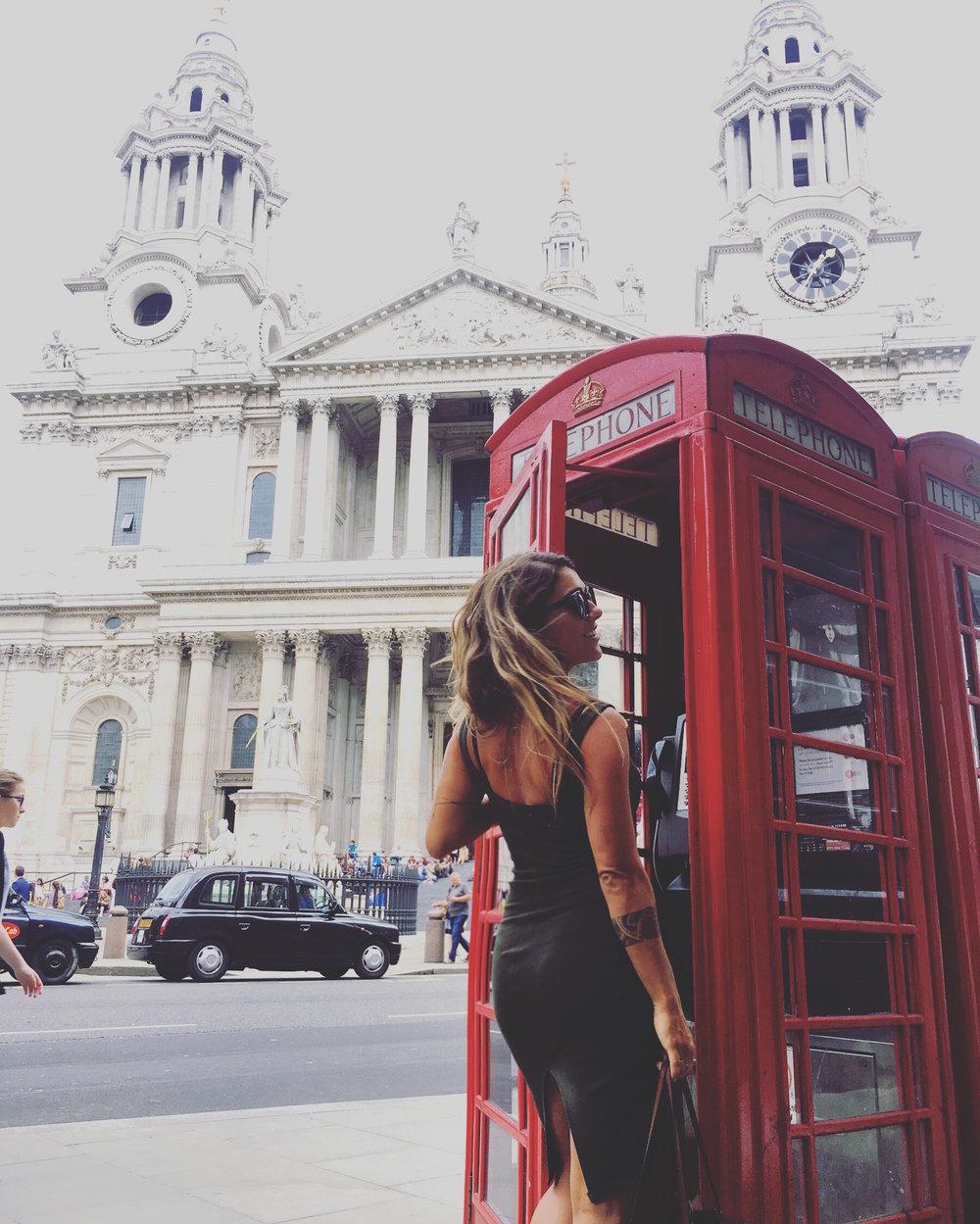 Charme de Londres