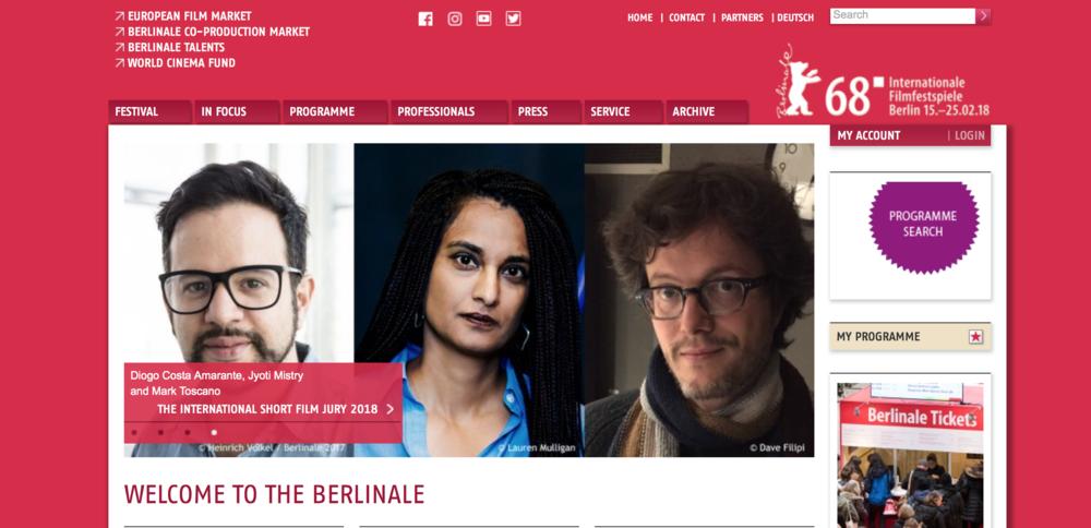 Festival de cinema de Berlim