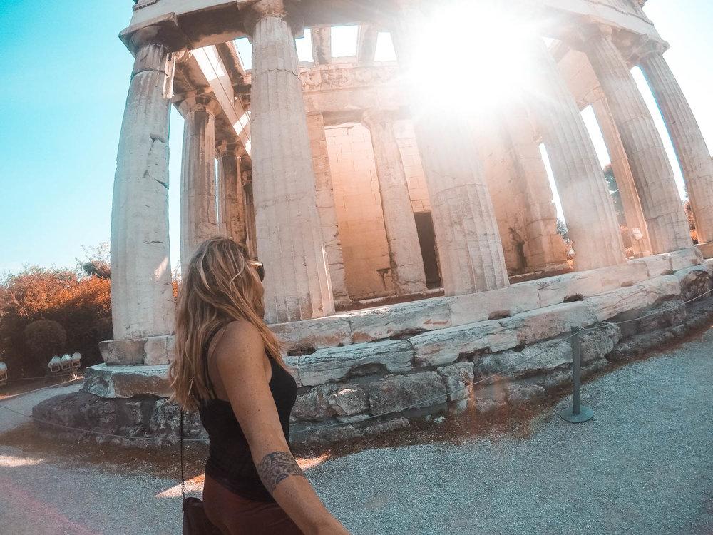 Acropolis Atenas roteiro de 1 dia