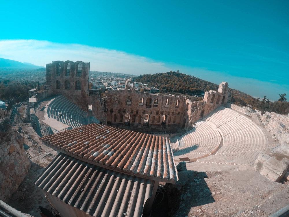 Teatro Acropolis