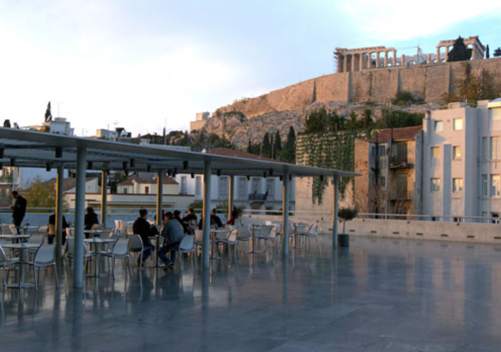 restaurante Acropoli