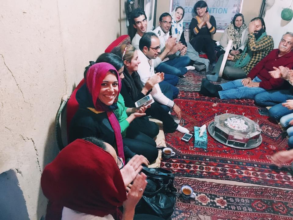 Viajando sozinha pelo Iran - amo