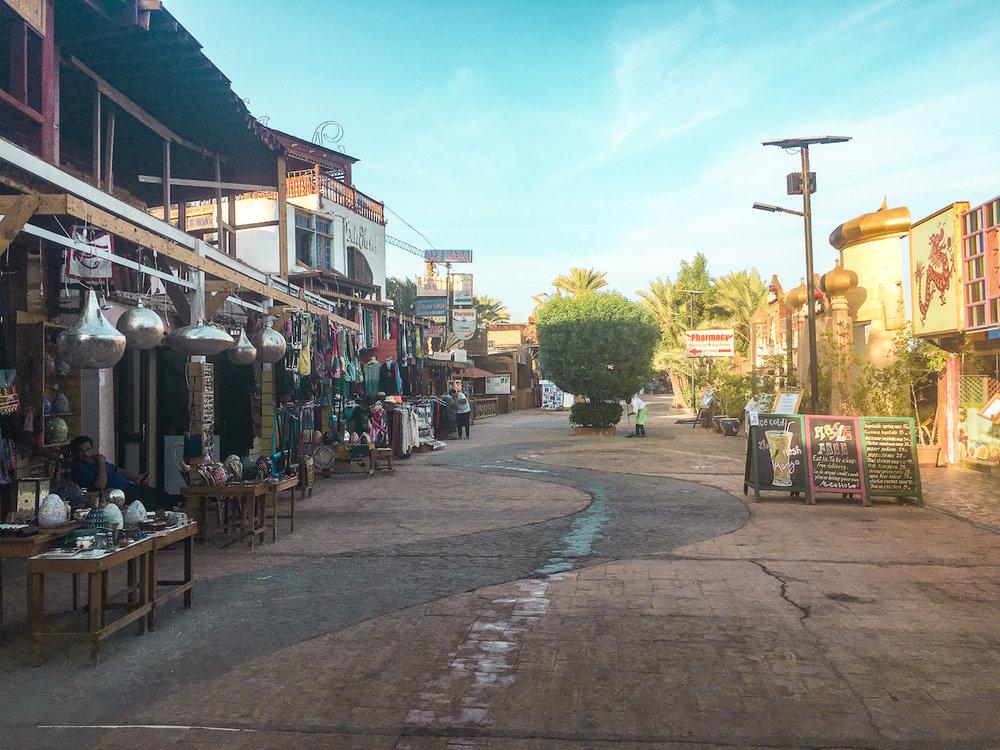 Mercado de Dahab