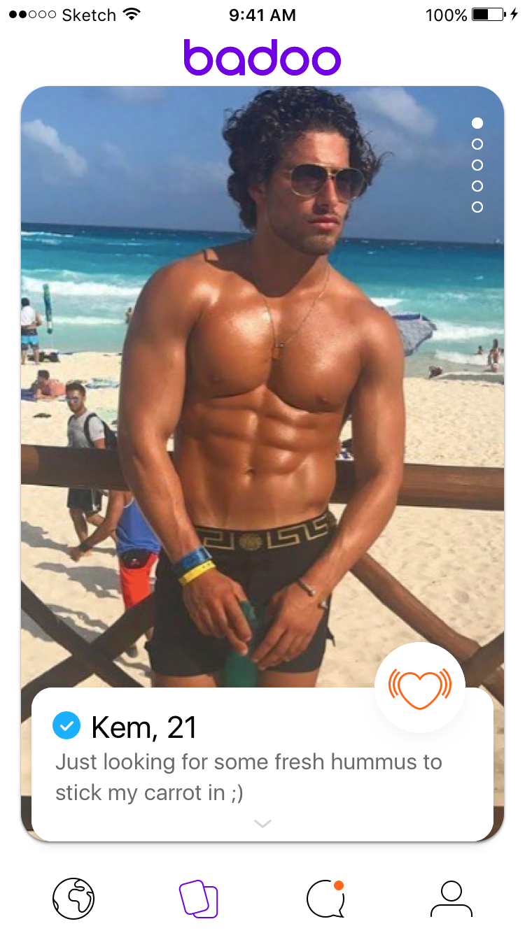 Instagram/kemcetinay That guy who only has topless pics...