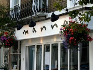 Photo: Manna Restaurant