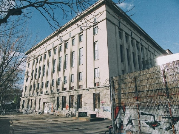 Wear your best 'understated cool' outfit and try your luck at the infamous club Berghain, in Berlin  Instagram;  misternickyv
