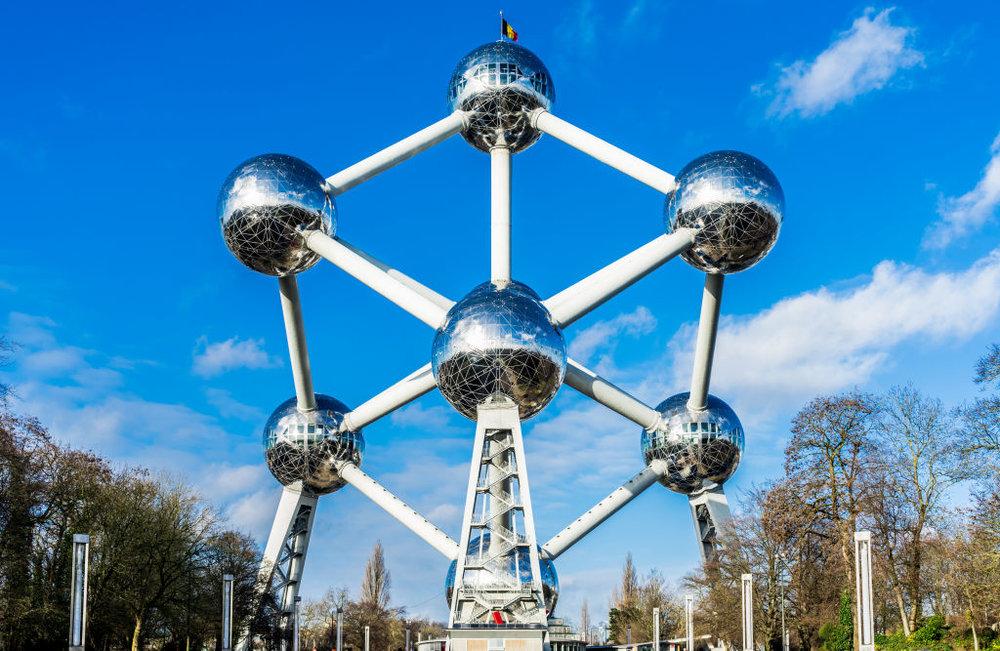 Brussels, Atomium, Belgium