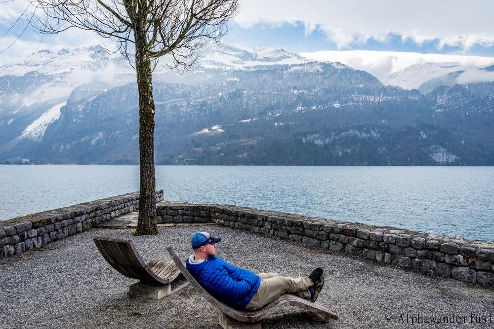 Interlaken relax lake