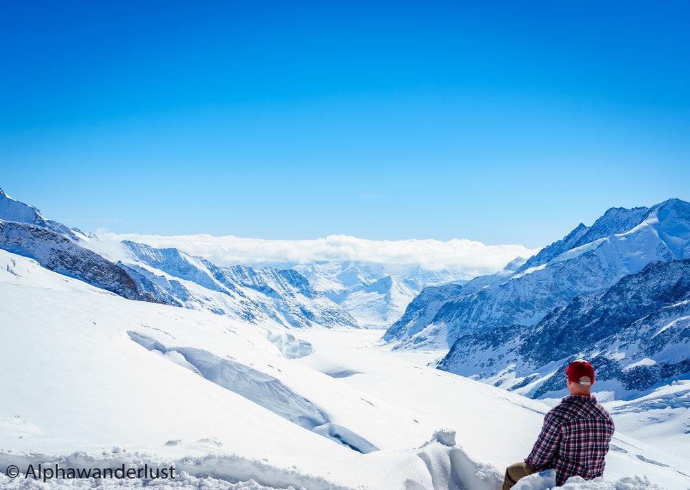 Jungfrau Top of Europe View