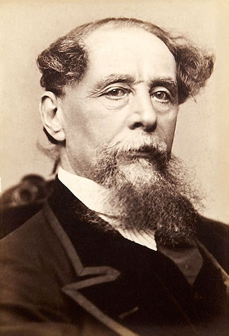 Charles Dickens   By Jeremiah Gurney - Heritage Auction Gallery, Public Domain, https://commons.wikimedia.org/w/index.php?curid=8451549