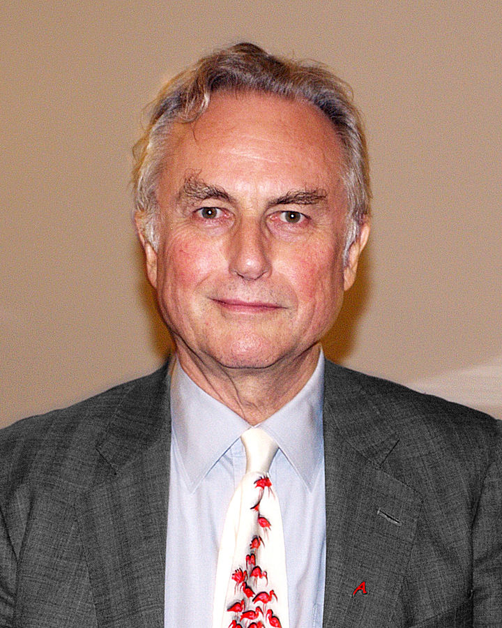 Richard Dawkins   By David Shankbone - Own work, CC BY 3.0, https://commons.wikimedia.org/w/index.php?curid=11639311