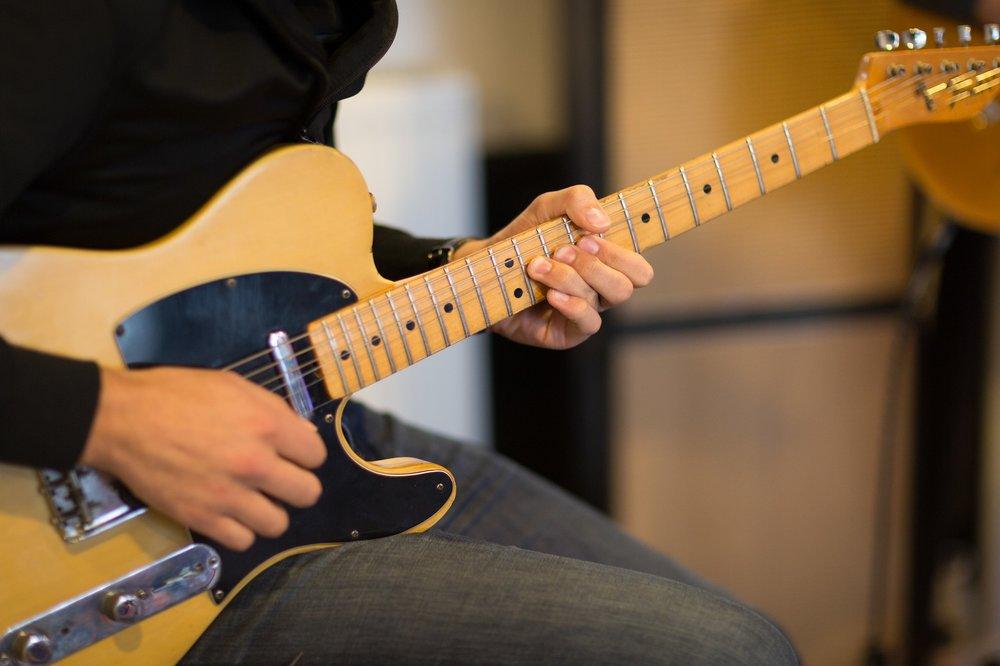 Guitarra Elétrica -