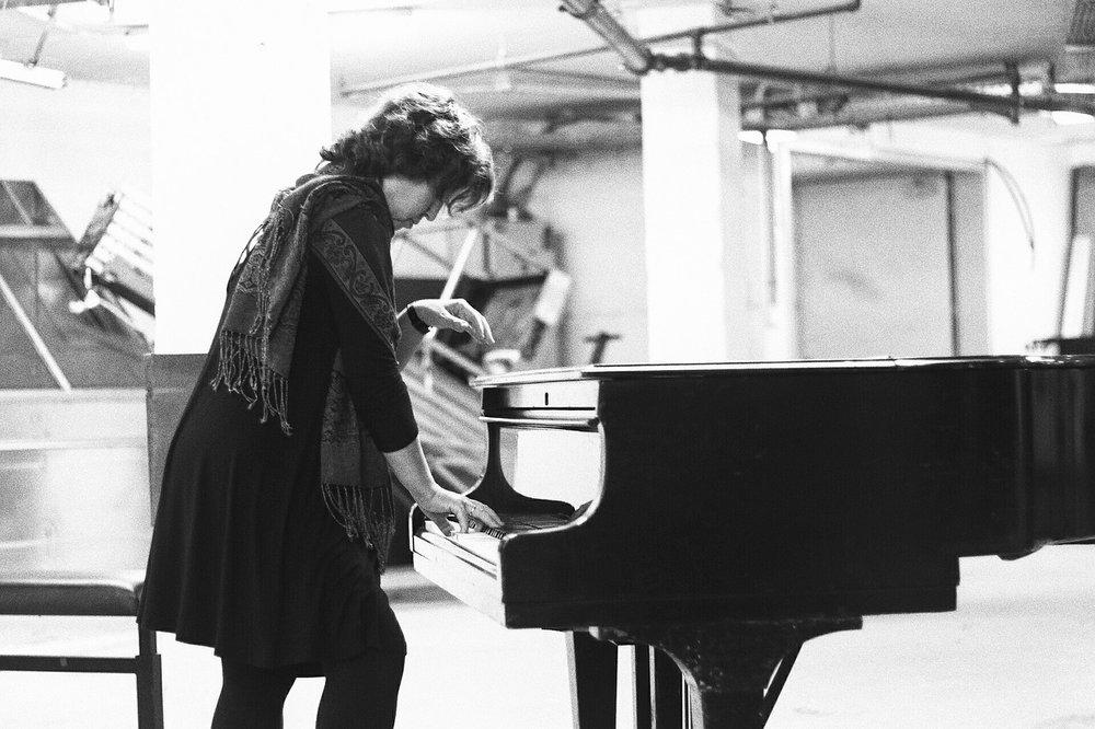 Piano Jazz -