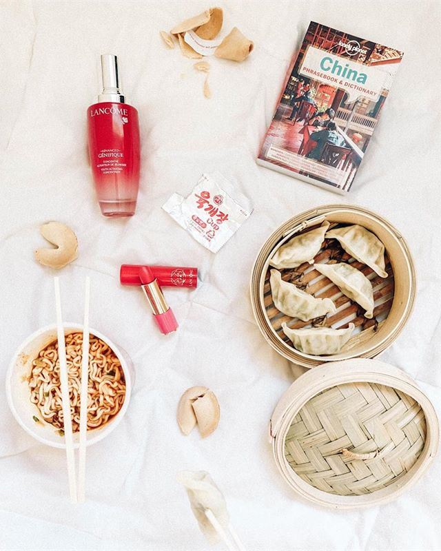 HAPPY CHINESE NEW YEAR 🇨🇳 We're reuniting with something PRETTY special for the Year of the Dog and @lancomeofficial has been there to help. How are you celebrating? Click the #linkinbio to read more x