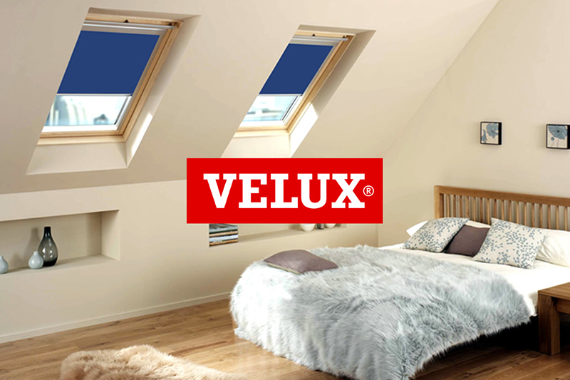 VELUX® Blinds In addition to the Blinds by Lee Daniels range of skylight blinds, we also offer more than 60 VELUX® Roller blind choices...