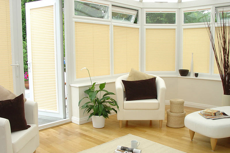 Conservatory Blinds A conservatory is a wonderful addition to a home, providing much needed space and a place to get away from it all...