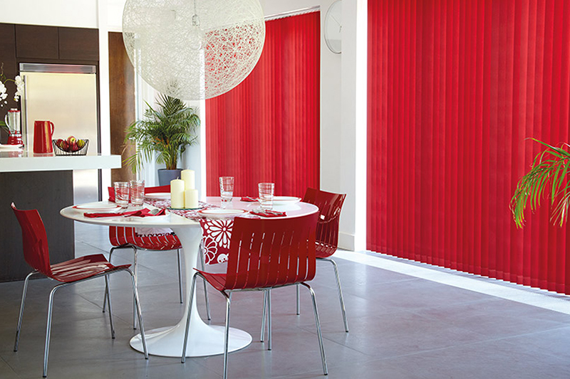 Vertical Blinds For the perfect balance of light, privacy and of course style, take a look at our neat and sleek Vertical blinds...