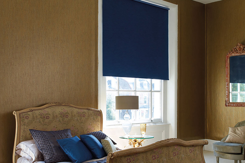 Blackout Blinds Blackout fabrics are a practical choice, particularly for bedrooms where a dark environment helps for a restful night's sleep...