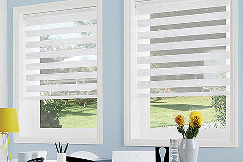 Vision Blinds Liven up your windows with Vision blinds. Controlling the light while maintaining the view, create an impact with Vision...