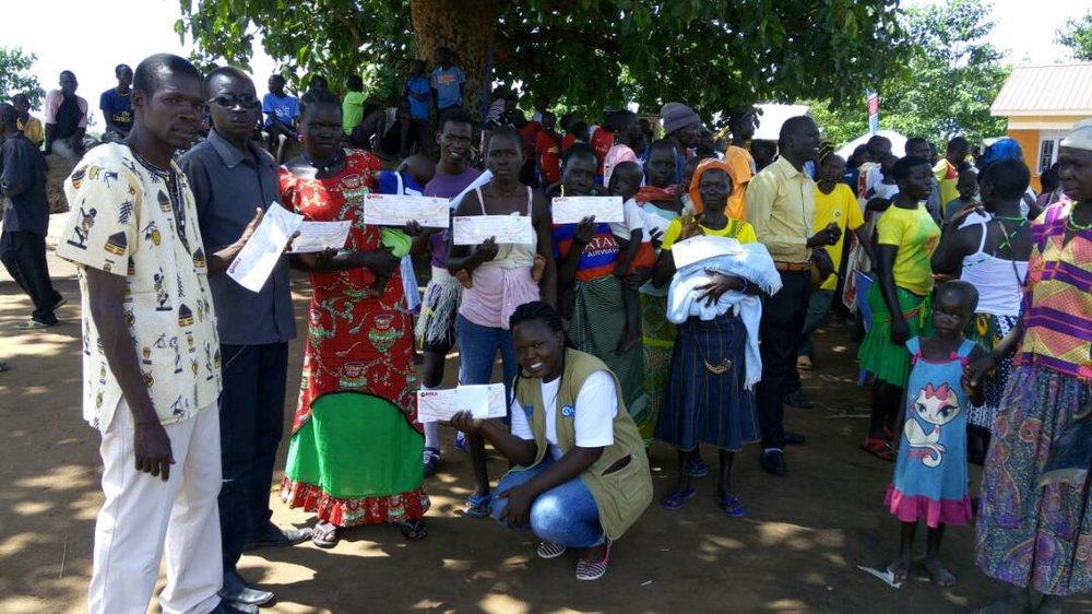 Birth Certificates Issued in Adjumani