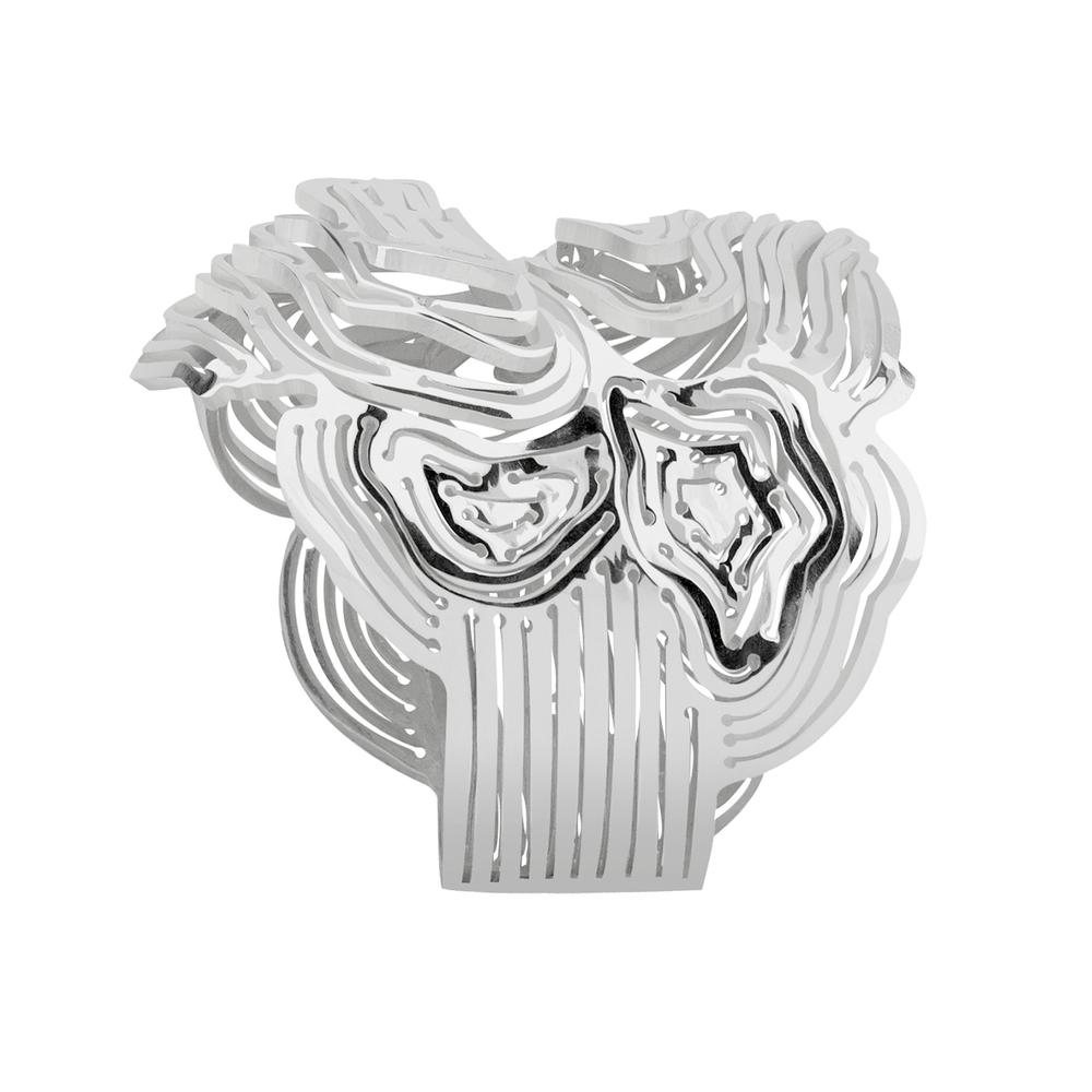 Kay Konecna   Mountain Ring Silver