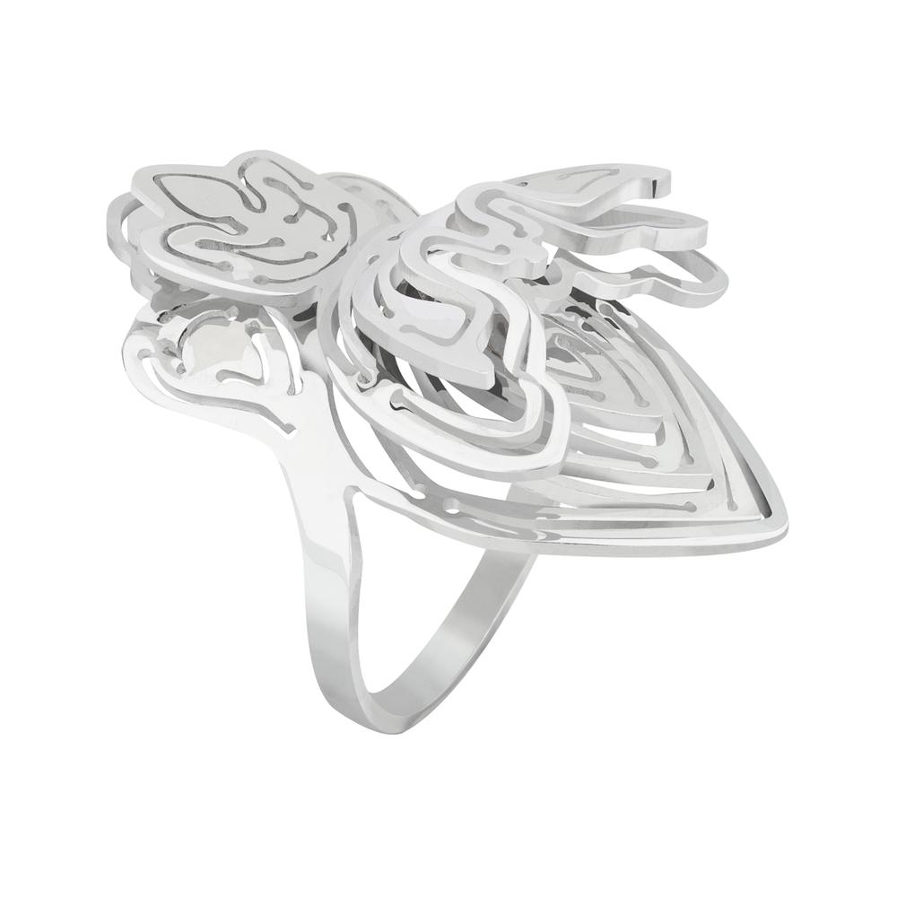 Kay Konecna | Felie Ring Silver
