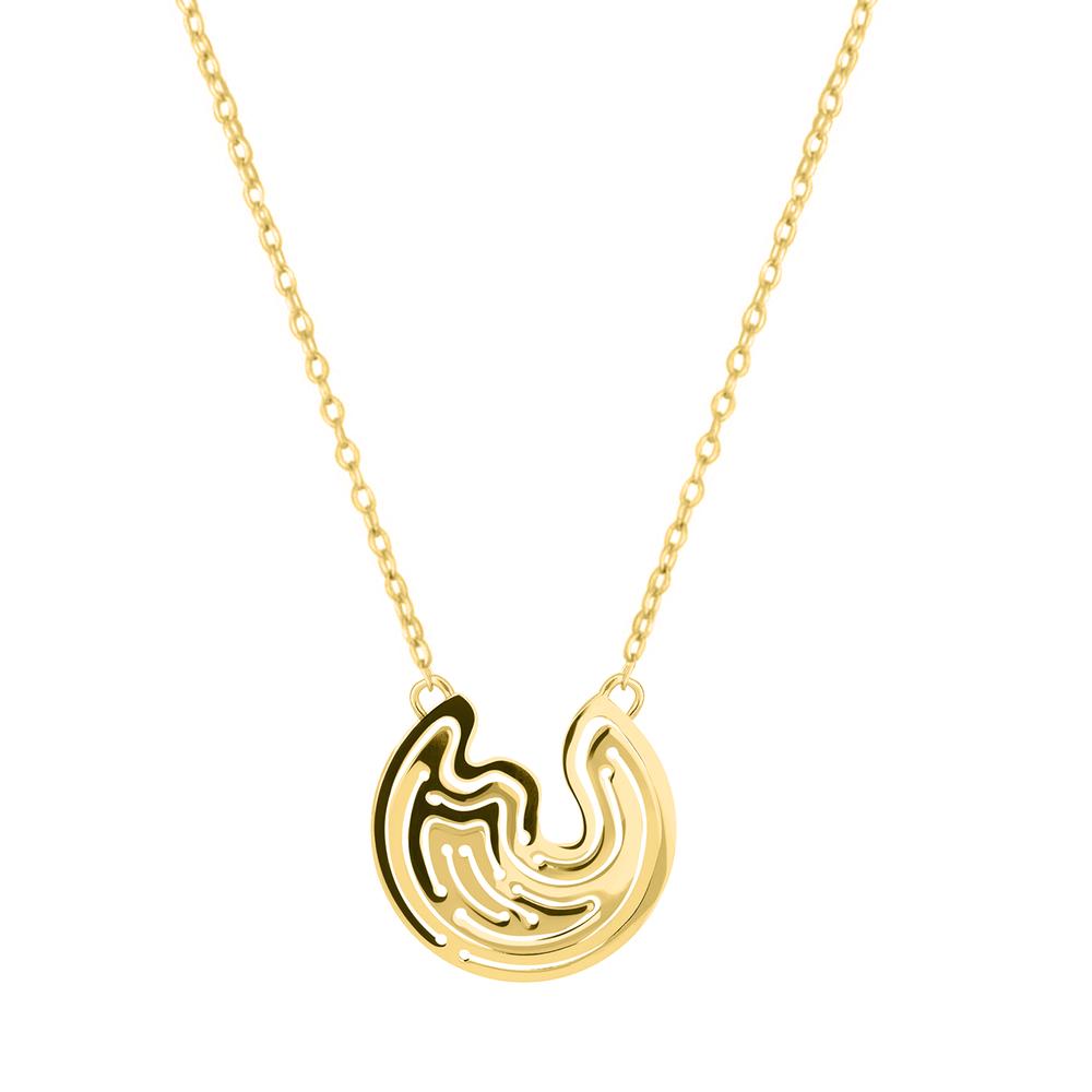 Kay Konecna   Io Pendant Gold