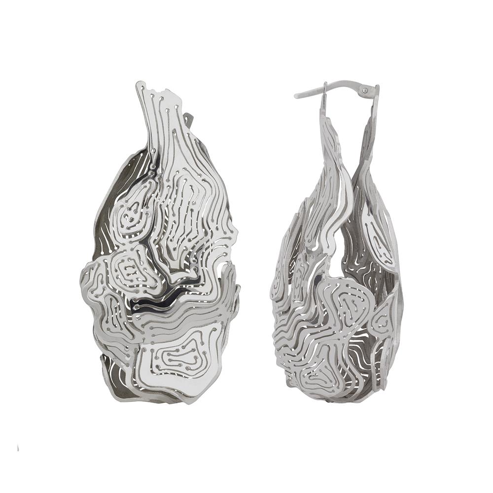 Kay Konecna | Mountain Earrings