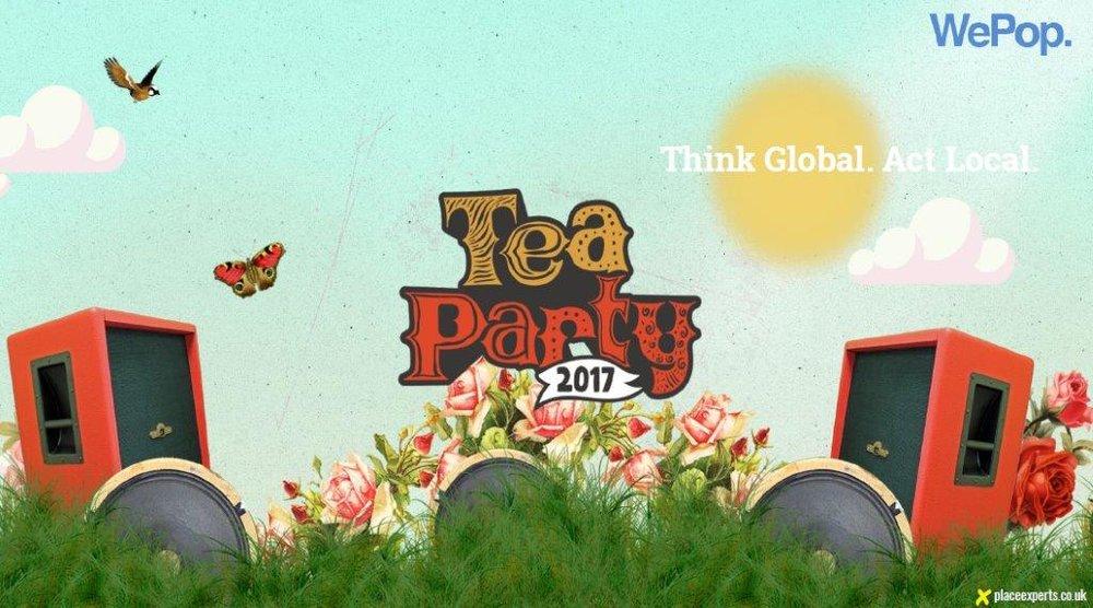 Windsor tea Party -