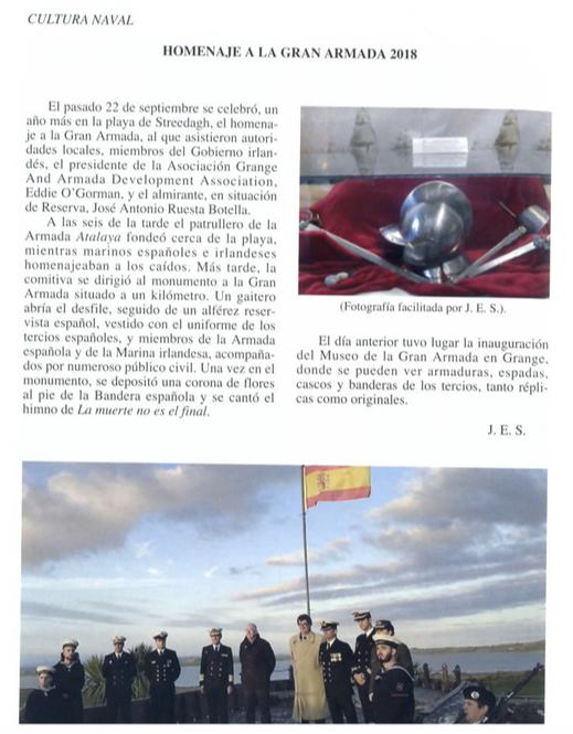 Spanish Naval Magazine