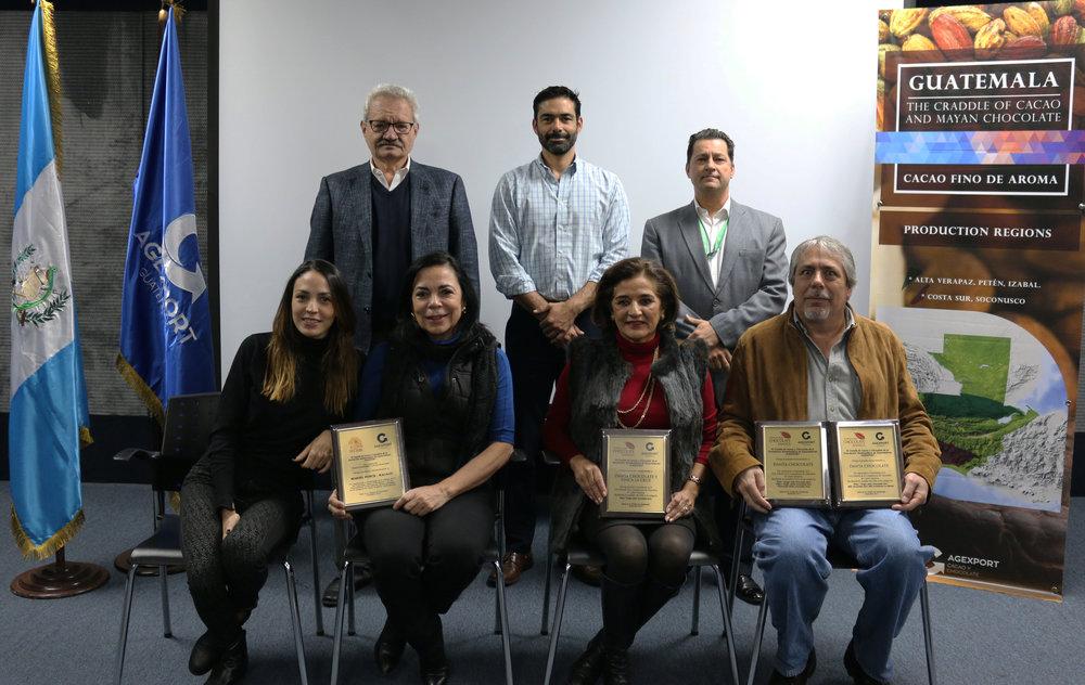 Socios del Comité de Cacao y Chocolate de AGEXPORT.JPG