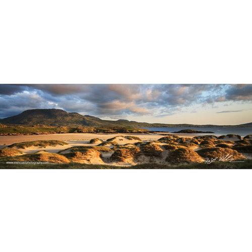 panoramic print 19 silver strand killadoon co mayo irish