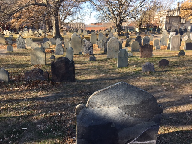 Charter Street Burial Ground