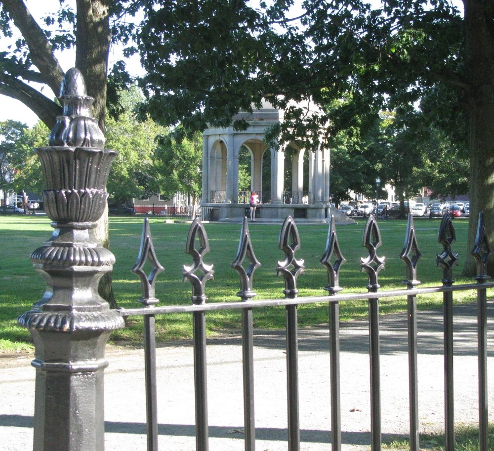 Restoration Projects on Salem Common