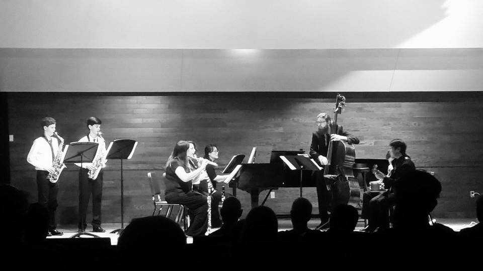 SUNDAY, OCTOBER 15, 2017  Nazareth College   The Games We Play : 21st-Century music inspired by play  Music of Andrea Mazzariello, Pauline Oliveros, Meredith Monk, Marc Webster, Olafur Arnalds, Brad Mehldau, Judd Greenstein, and Missy Mazzoli
