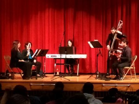 TUESDAY, OCTOBER 10, 2017 Educational Concerts - Made possible thanks to donations to  Campaign for Music in Rochester Schools  Edison Career and Technology High School & Twelve Corners Middle School