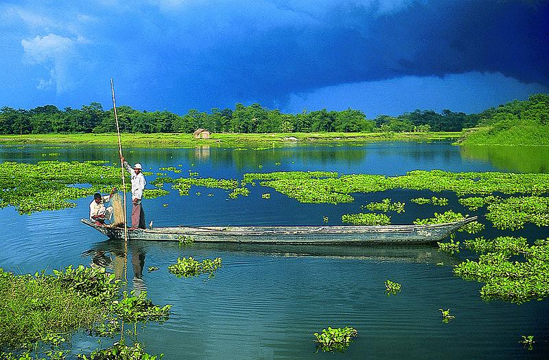 """Majuli Island"" by Kalai Sukanta CC BY 2.0"