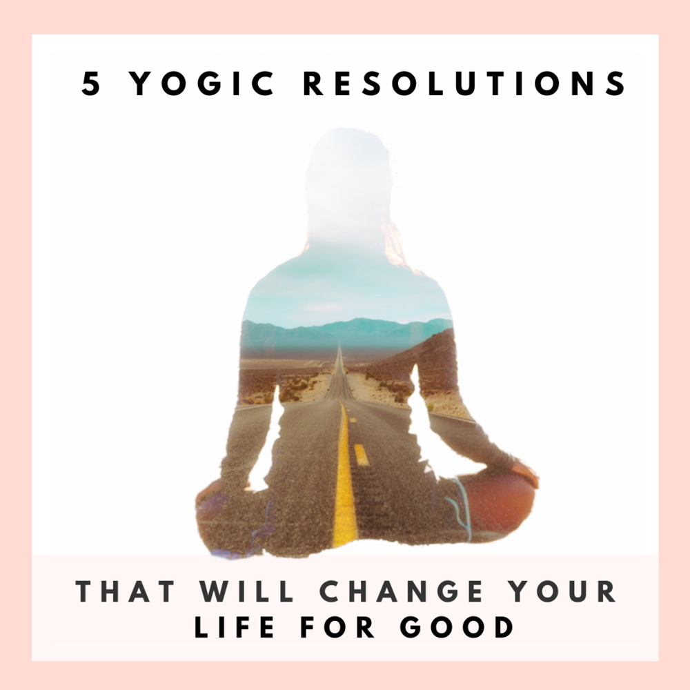 yoga resolutions