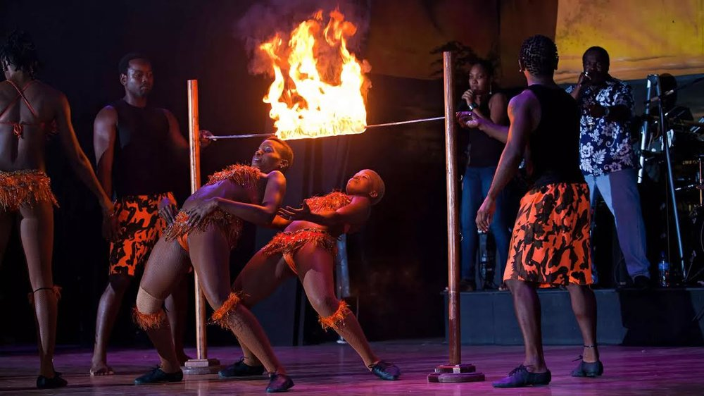 Caribbean Fam Trip 2017