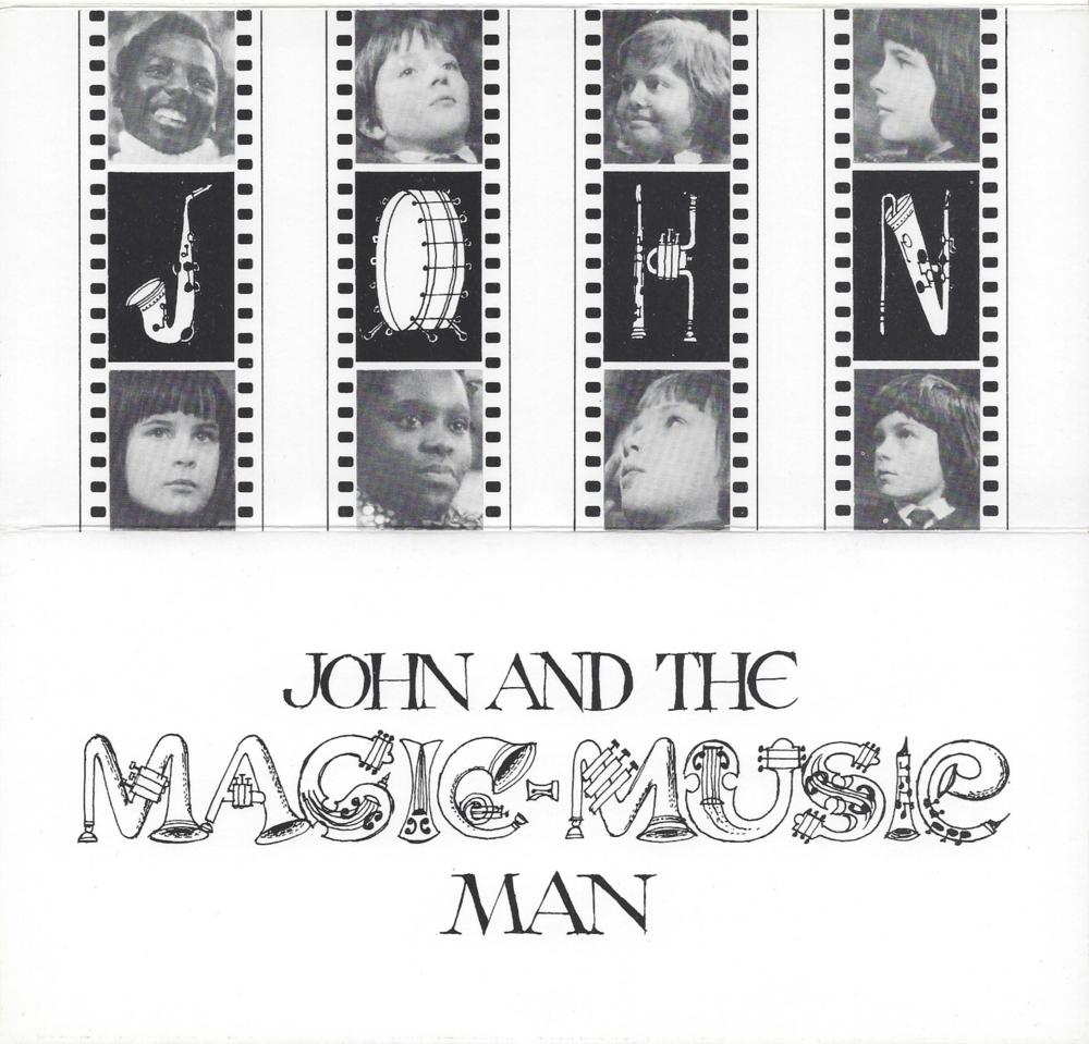 John and the Magic Music Man