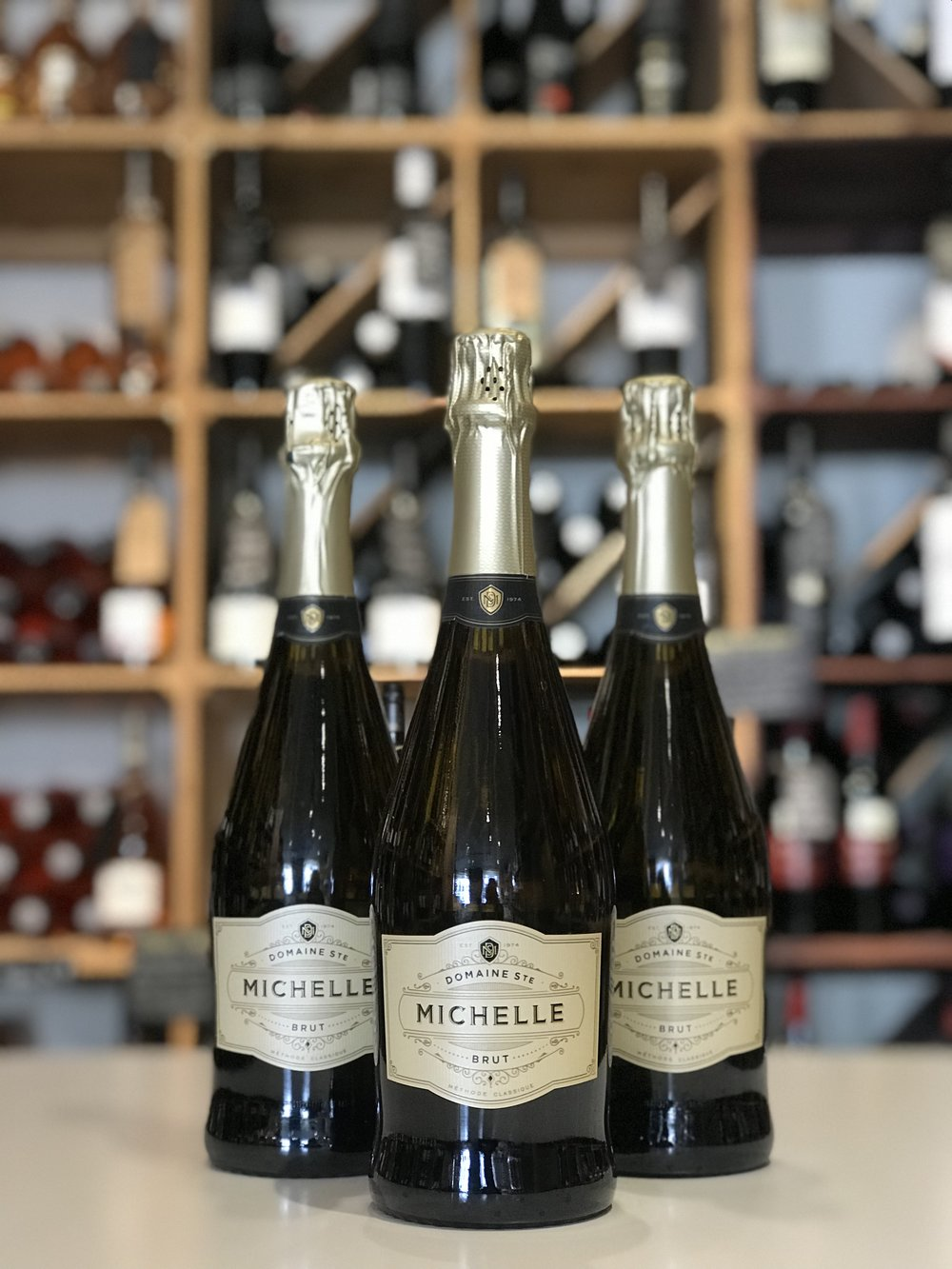 Domaine Ste Michelle Brut - Why I believe you should try everything three times…