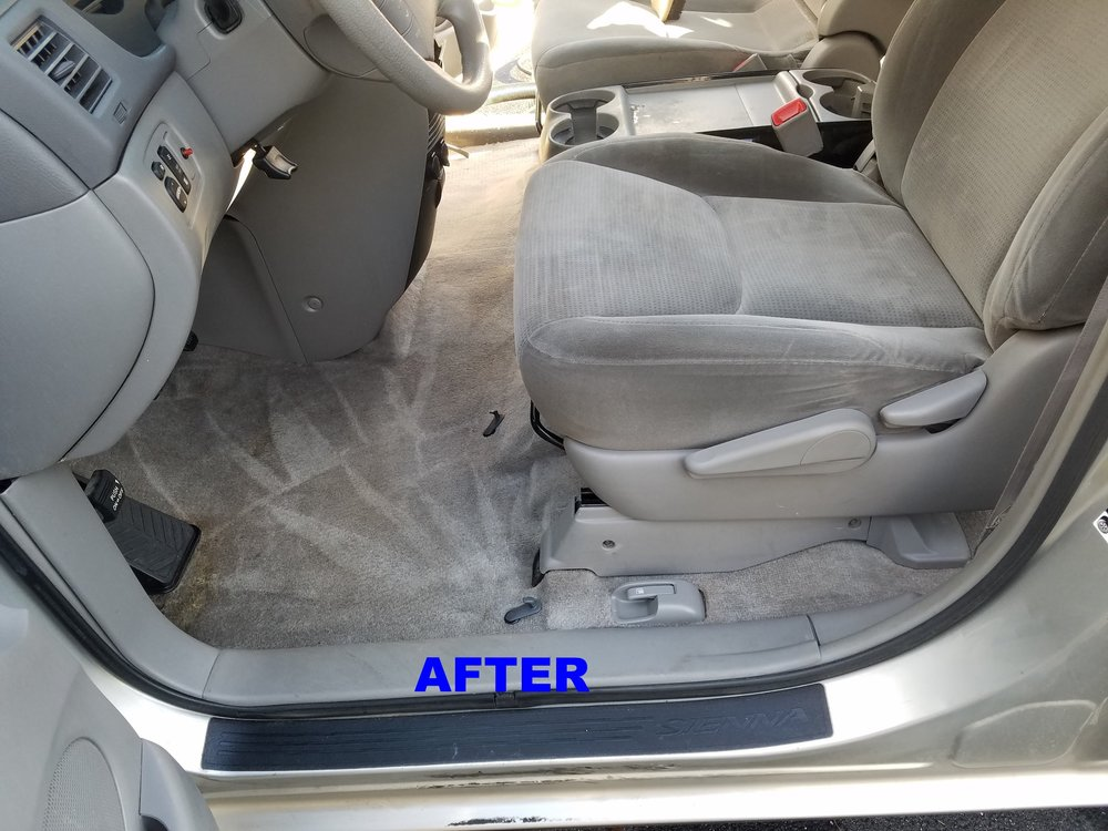 Auto Detailing Packages Washington DC