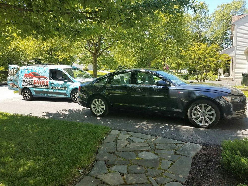 Auto Detailing Services around Maryland