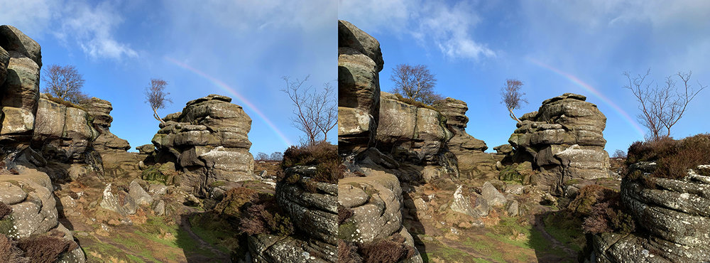 Brimham Rocks, North Yorkshire