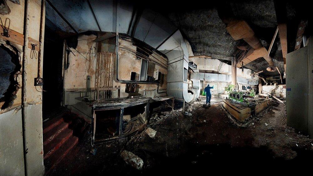 Barnton Bunker -
