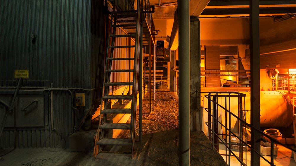 Akranes Cement Works -