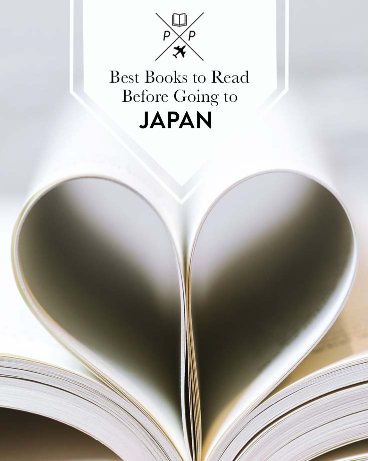 Best Books to Read Before Going to Japan