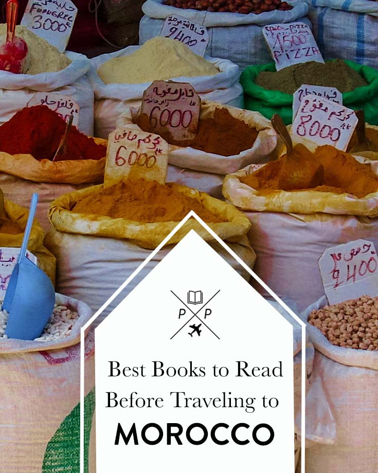 Best Books to Read Before Traveling to Morocco