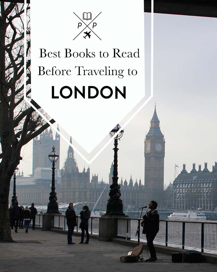 Best Books to Read Before Going to London