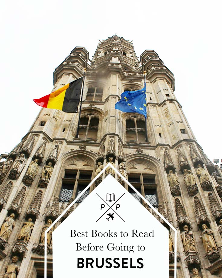 Best Books to Read for Travel Brussels